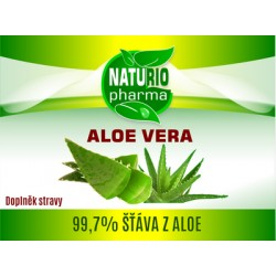 Aloe Vera pure juice 99.7% 1000ml