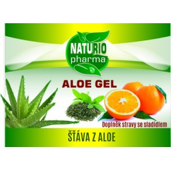 Čistá šťáva Aloe Vera 99,7% 1000ml