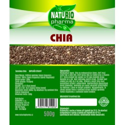 Chia seeds 500g