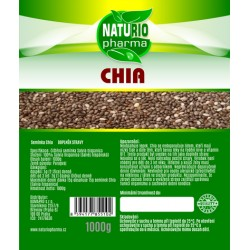 Nasiona Chia 1000g