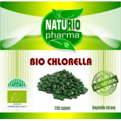 Bio Chlorella 750 tab.