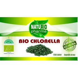Bio Chlorella 1200 tbl.