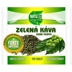 Green Coffee FORTE 6000 - 120 tabliet